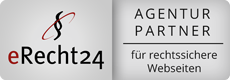 cosmocomm siegel erecht24 agentur