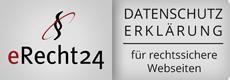 cosmocomm siegel erecht24 datenschutz